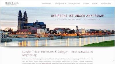 Kanzlei Thiele & Coll. - Rechtsanwälte in Magdeburg