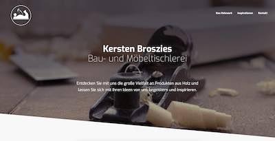 Tischlerei K. Broszies