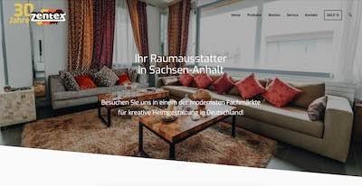 Zentex - Ihr Raumausstatter in Sachsen-Anhalt